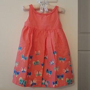 🆕 Gymboree butterfly dress